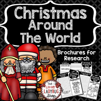 Christmas Around the World Teaching Ideas, Activities, Lessons and ...